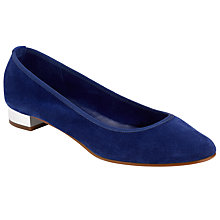 Buy COLLECTION by John Lewis Wichita Suede Contrast Heel Pumps Online at johnlewis.com