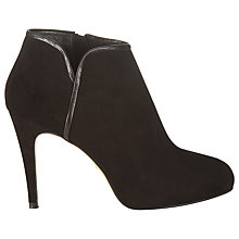 Buy Whistles Bella Shoe Boots, Black Online at johnlewis.com
