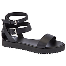 Buy Kin by John Lewis Seven Double Strap Sandals Online at johnlewis.com