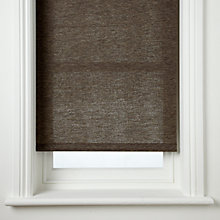 Buy John Lewis Textured Blackout Roller Blind Online at johnlewis.com