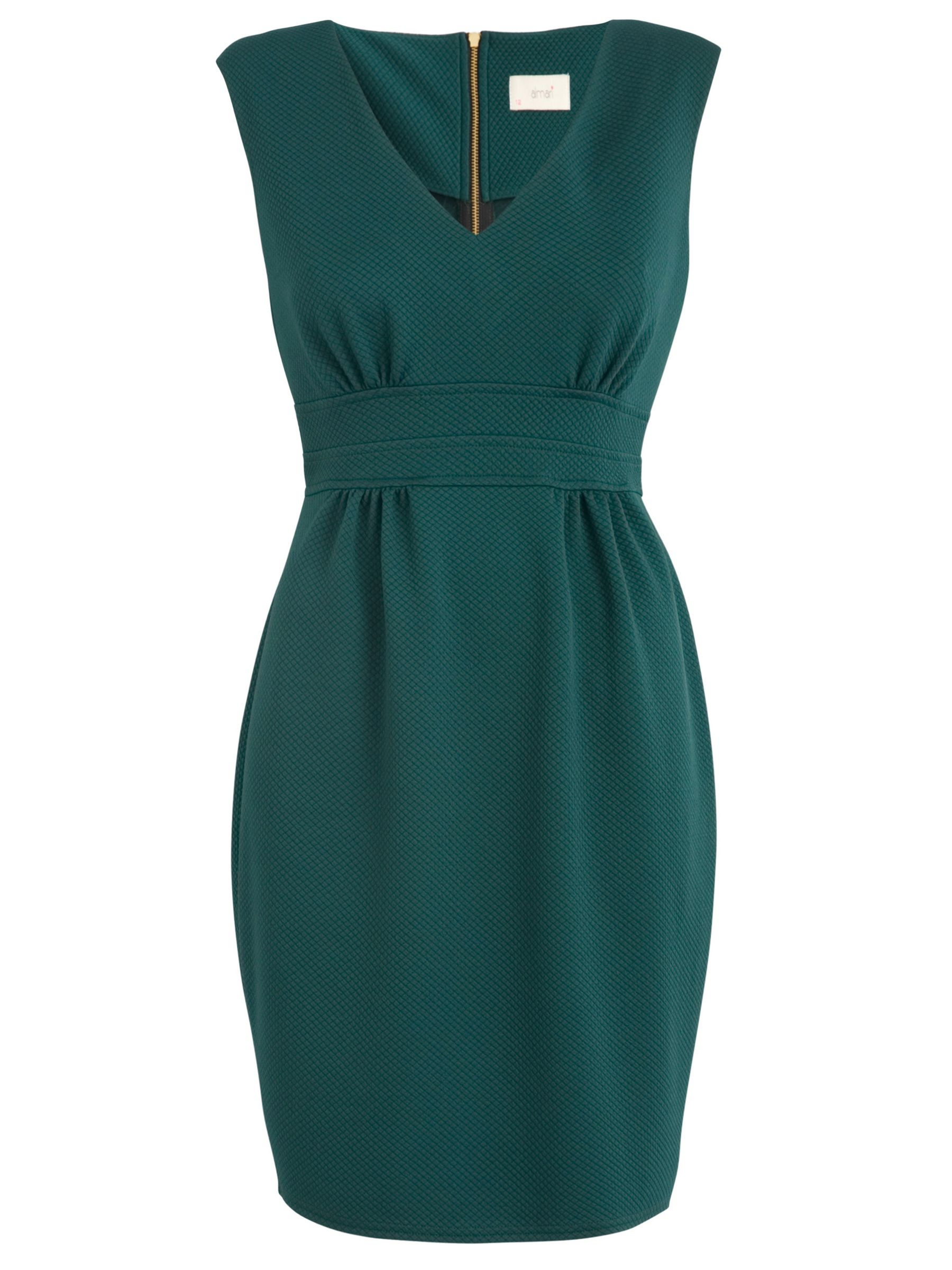 almari double waistband dress teal, almari, double, waistband, dress, teal, 8|10, women, womens dresses, special offers, womenswear offers, womens dresses offers, 925326