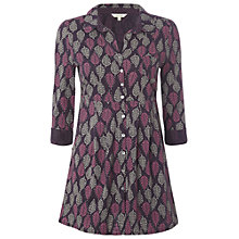 Buy White Stuff Veruschka Shirt, Blackcurrant Online at johnlewis.com