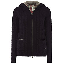 Buy White Stuff Rambling Hoodie, Blackcurrant Online at johnlewis.com
