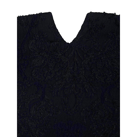 Buy Almari Strapless Dress, Black Online at johnlewis.com