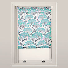 Buy Sanderson Treetops Roller Blind, Blue Online at johnlewis.com