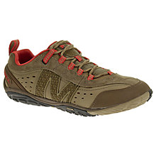 Buy Merrell Venture Glove Trainers, Aluminium Online at johnlewis.com