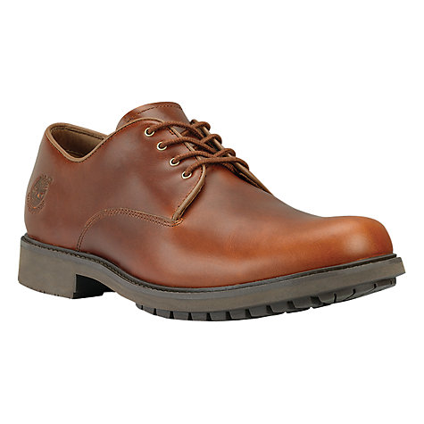 Buy Timberland Earthkeeper Stormbucks Leather Shoes, Tan Online at johnlewis.com
