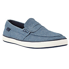 Buy Polo Ralph Lauren Evan Slip On Shoes, Indigo Online at johnlewis.com