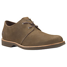Buy EK Stormbucks Leather Plain Toe Oxford Shoes Online at johnlewis.com