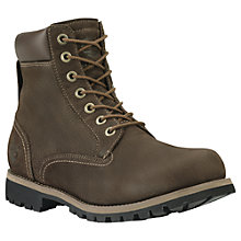 Buy Timberland Earthkeepers Rugged 6-Inch Plain Toe Boot, Brown Online at johnlewis.com