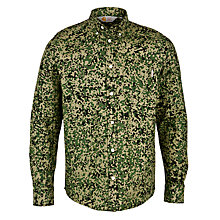 Buy Carhartt Fuller Camo Shirt, Copyright Print Online at johnlewis.com