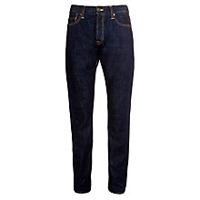 Buy Carhartt Klondike Slim Tapered Leg Jeans, Dark Indigo Online at johnlewis.com