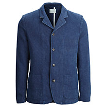 Buy Selected Homme Indigo Loose Blazer, Navy Online at johnlewis.com