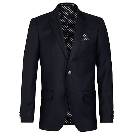Buy Tommy Hilfiger American-Icon Single Breast Blazer, Midnight Online at johnlewis.com