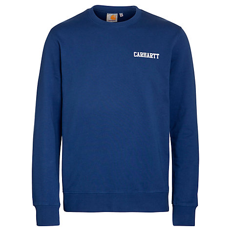 Buy Carhartt College Scripted Sweatshirt Online at johnlewis.com