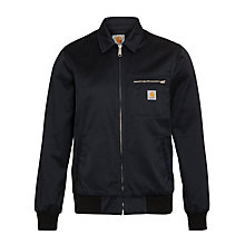 Buy Carhartt Chester Harrington Jacket, Deep Night Online at johnlewis.com