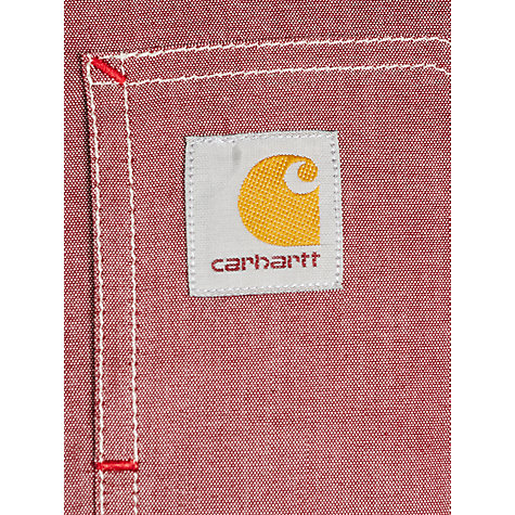 Buy Carhartt State Long Sleeve Shirt, Cardovan Rinsed Online at johnlewis.com