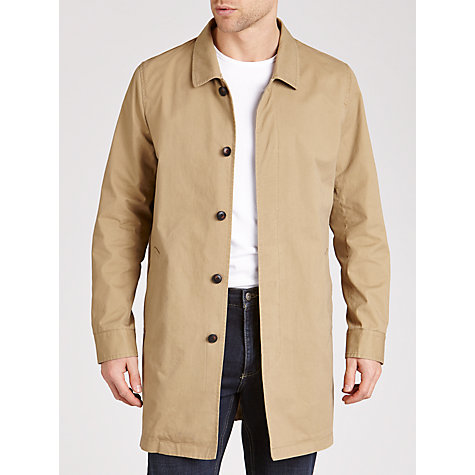 Buy Selected Homme Tribe Trench Coat Online at johnlewis.com