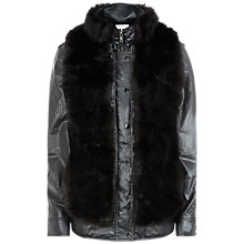 Buy Fenn Wright Manson Sandra Coat, Black Online at johnlewis.com