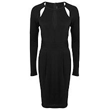Buy French Connection Mona Crepe Dress Online at johnlewis.com
