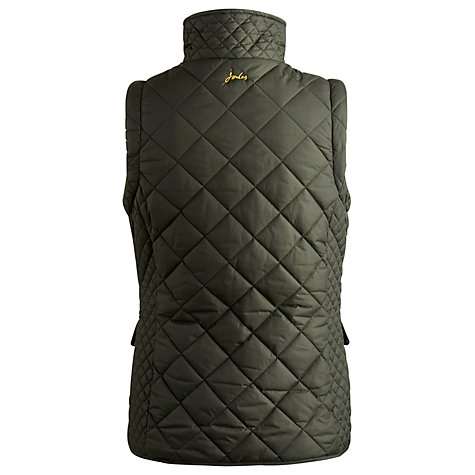 Buy Joules Milham Quilted Gilet Online at johnlewis.com