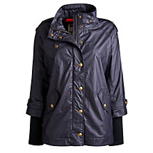 Buy Joules Diana Coat, Navy Online at johnlewis.com