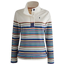 Buy Joules Cowdray Sweatshirt, Indigo Multi Online at johnlewis.com