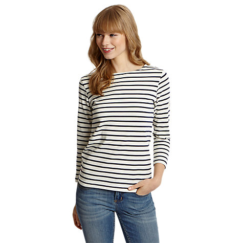 Buy Joules Harbour Jersey Top Online at johnlewis.com