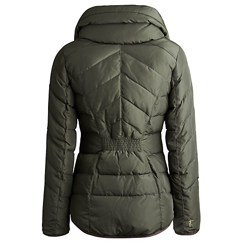 Buy Joules Halthorpe Jacket, Everglade Online at johnlewis.com