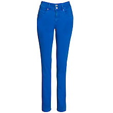Buy Salsa Secret High Rise Slim Leg Jeans Online at johnlewis.com