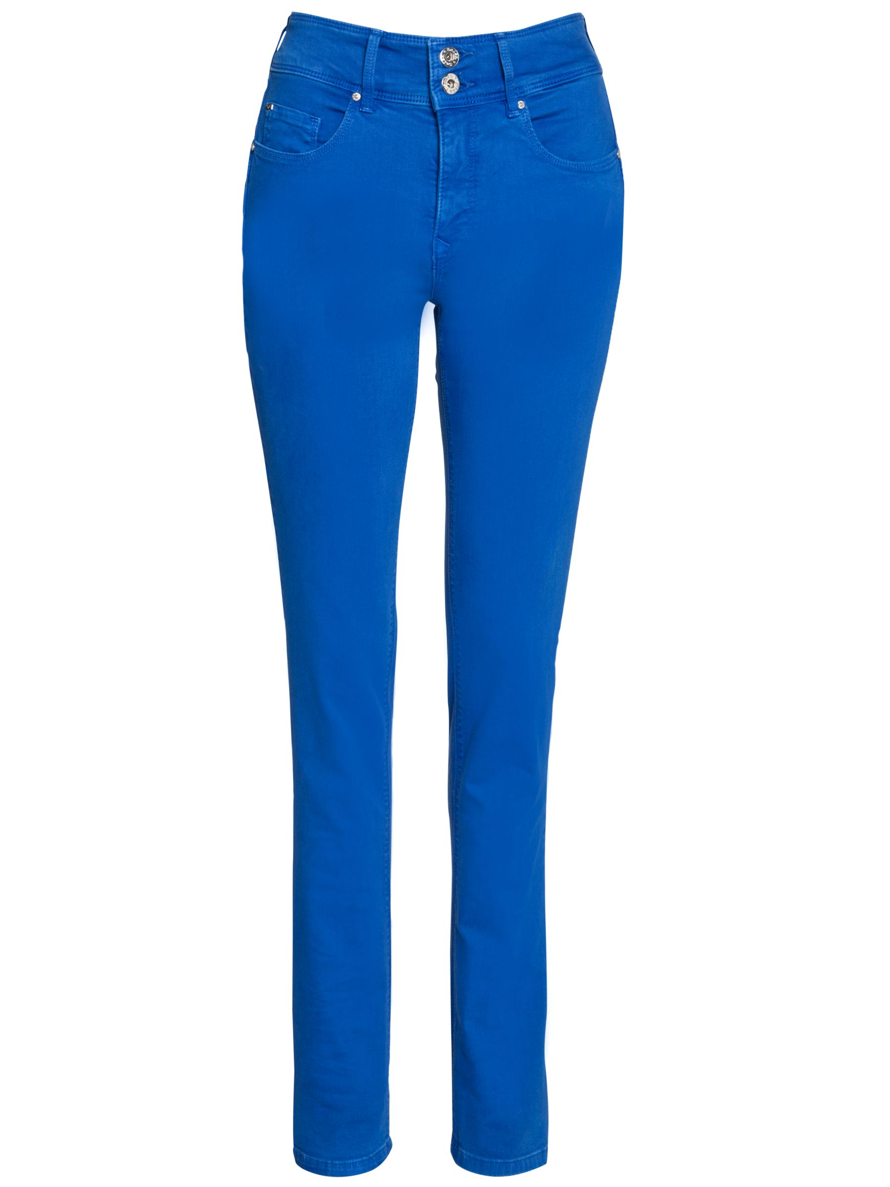 Salsa Secret High Rise Slim Leg Jeans, Blue