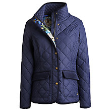 Buy Joules Moredale Quilted Jacket Online at johnlewis.com
