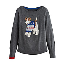 Buy Joules Marsha Dog Jumper, Baxter Online at johnlewis.com