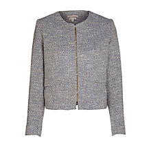 Buy Paul & Joe Sister Fairy Boucle Jacket, Blue Online at johnlewis.com