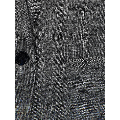 Buy L.K. Bennett Darcie Jacket, Grey Online at johnlewis.com