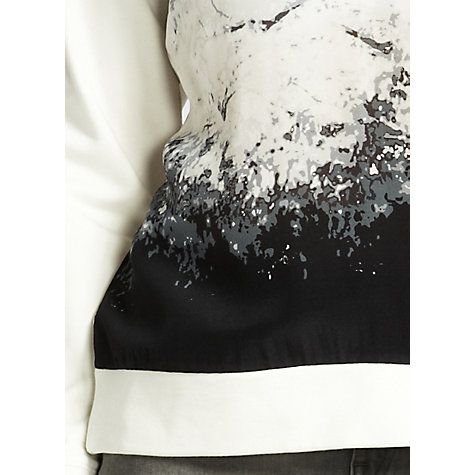 Buy Mint Velvet Halle Print Jumper, Multi Online at johnlewis.com