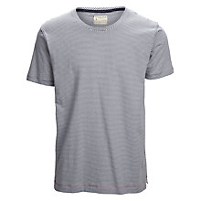 Buy Selected Homme Birk Stripe Short Sleeve T-Shirt Online at johnlewis.com