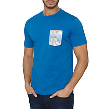 Buy Original Penguin Floral Pocket T-Shirt Online at johnlewis.com