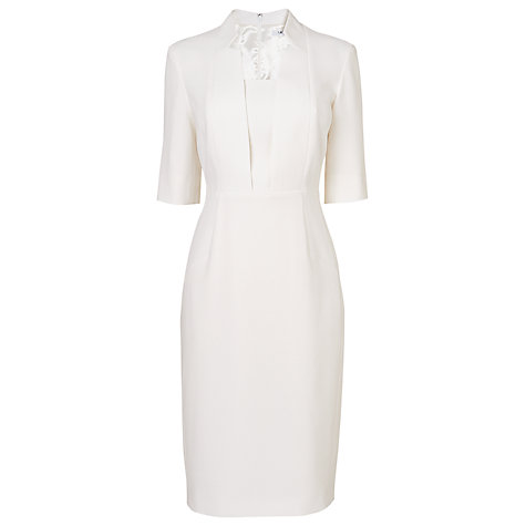 Buy L.K. Bennett Detroit Fitted Dress Online at johnlewis.com