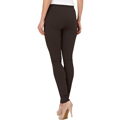 Buy Phase Eight Amina Jeggings, Chocolate Online at johnlewis.com