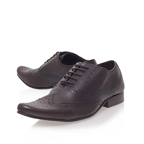 Buy KG by Kurt Geiger Ryan Wing Tip Oxford Brogues Online at johnlewis.com