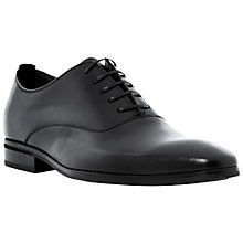 Buy Bertie Accountable Oxford Shoes, Black Online at johnlewis.com