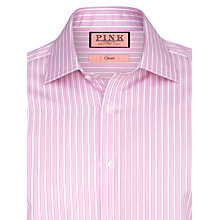 Buy Thomas Pink Prescott Stripe XL Sleeve Shirt Online at johnlewis.com