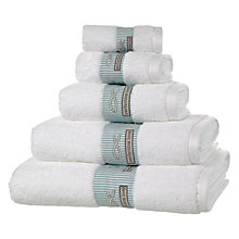 Buy John Lewis Coastal Knots Towels Online at johnlewis.com