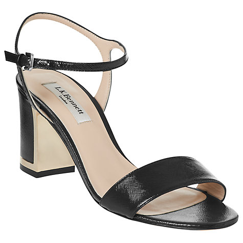 Buy L.K. Bennett Morgan Heeled Sandals Online at johnlewis.com