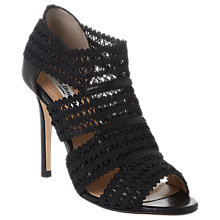 Buy L.K. Bennett Eloise Sandals, Black Online at johnlewis.com