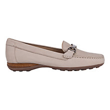 Buy Geox Euro Nubuck Moccasins Online at johnlewis.com