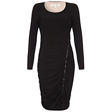 Buy Damsel in a dress Ponzo Dress, Black Online at johnlewis.com