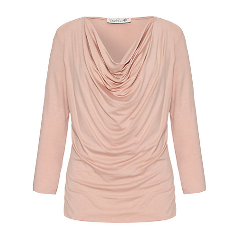 Buy Damsel in a dress Marquis Top, Blush Online at johnlewis.com