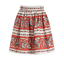 Buy Somerset by Alice Temperley Girls' Printed Skirt, Multi Online at johnlewis.com
